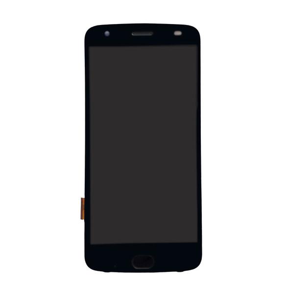 Motorola Moto Z2 Force LCD Screen and Digitizer Assembly Black | Parts4Repair.com