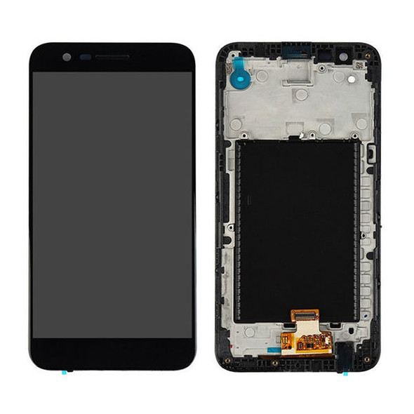LG K20 Plus VS501 LCD Screen and Digitizer Assembly with Frame