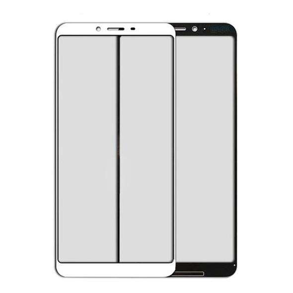 Meizu E3 Front Glass Replacement White