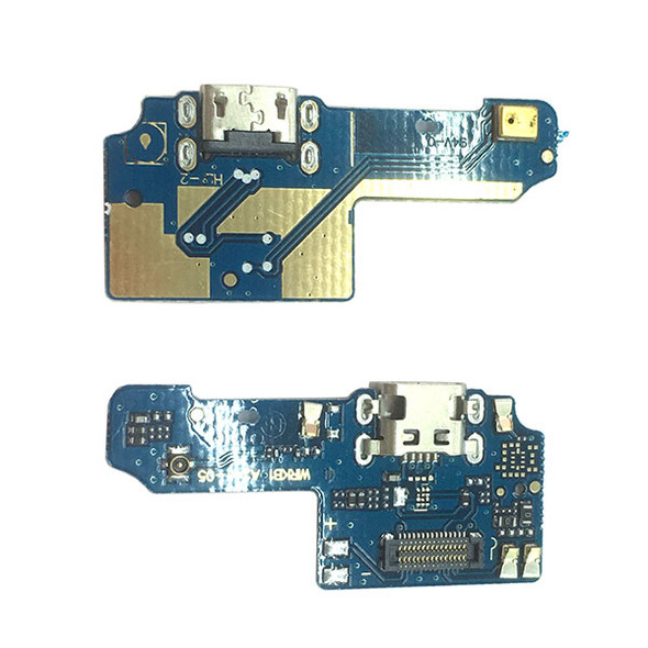 Asus Zenfone Max Plus (M1) ZB570TL Dock Charging PCB Board from www.parts4repair.com
