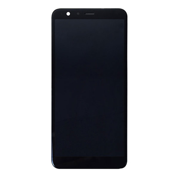 LCD Screen and Digitzer Assembly with Bezel for Asus Zenfone Max Plus ZB570TL Black