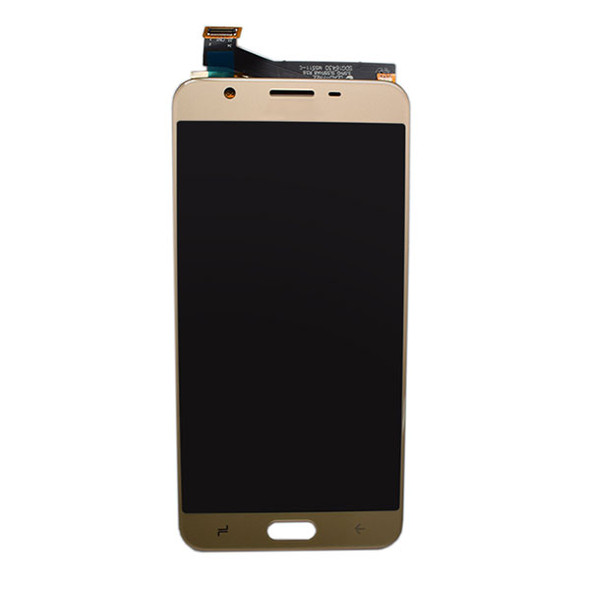 Samsung Galaxy J7 Prime 2 LCD Screen and Digitizer Assembly Gold