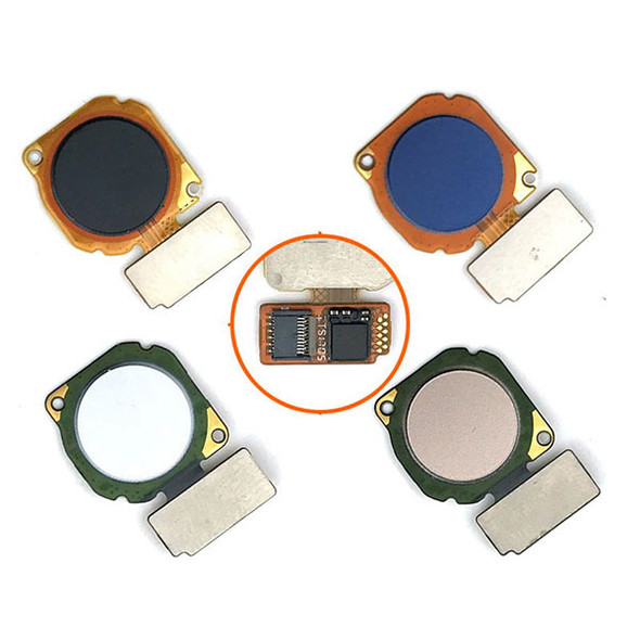 Huawei Honor 7X Fingerprint Sensor Flex Cable Black