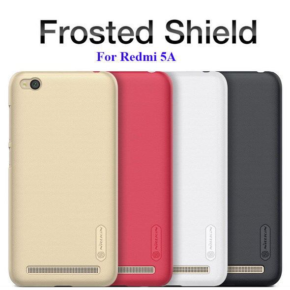 Frosted Shield Hard Back Case for Xiaomi Redmi 5A