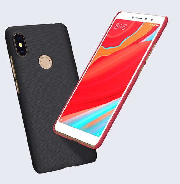 Frosted Shield Hard Back Case for Xiaomi Redmi S2 Y2