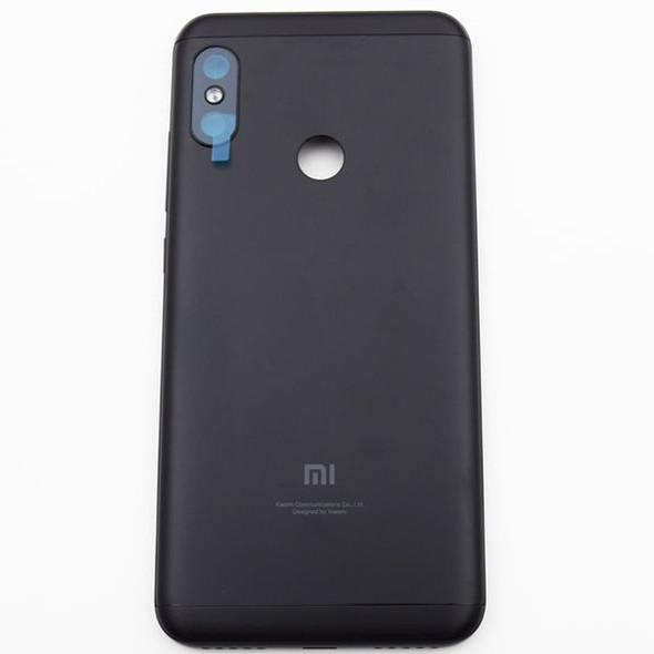 Xiaomi Redmi A2 Lite Back Housing Cover with Side Keys Black