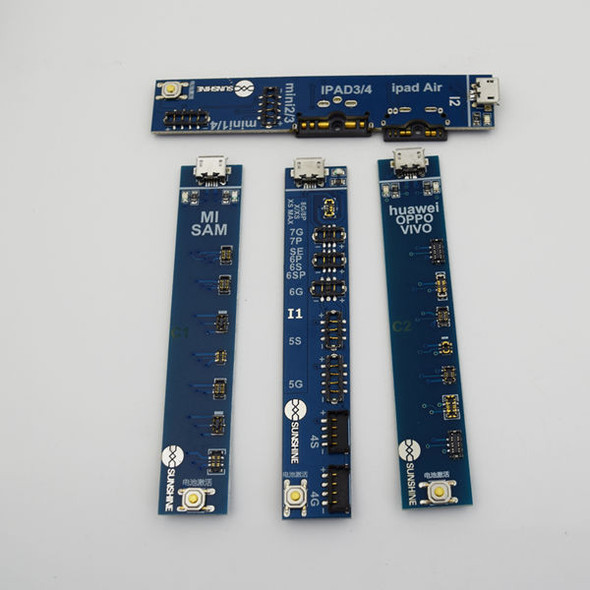 Universal Battery Tester Activation PCB Board for Android & iPhone