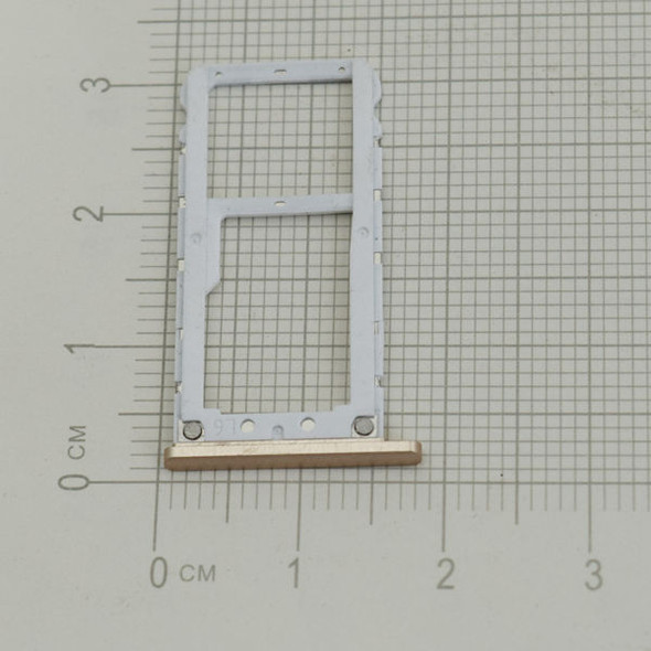 Xiaomi Mi Max3 SIM Tray Gold