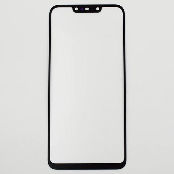 Huawei Nova 3I (P Smart) Front Glass Replacement Black