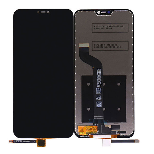 Xiaomi Mi A2 Lite / Redmi 6 Pro LCD Screen and Digitizer Assembly Black