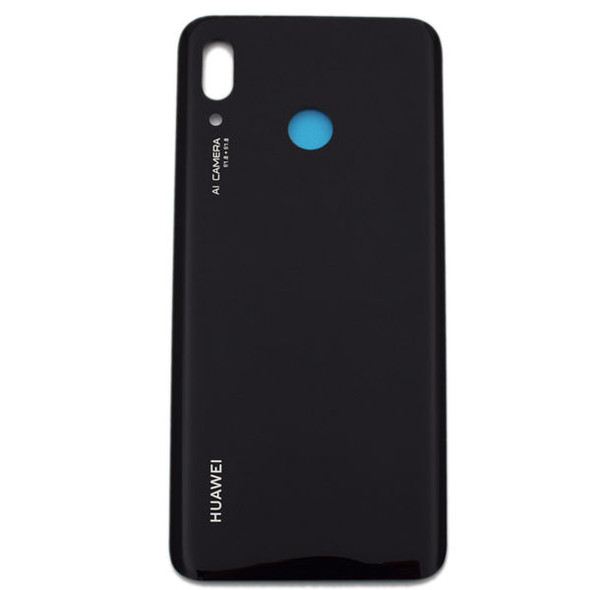 OEM Back Glass with Adhesive for Huawei Nova 3 Black from www.parts4repair.com