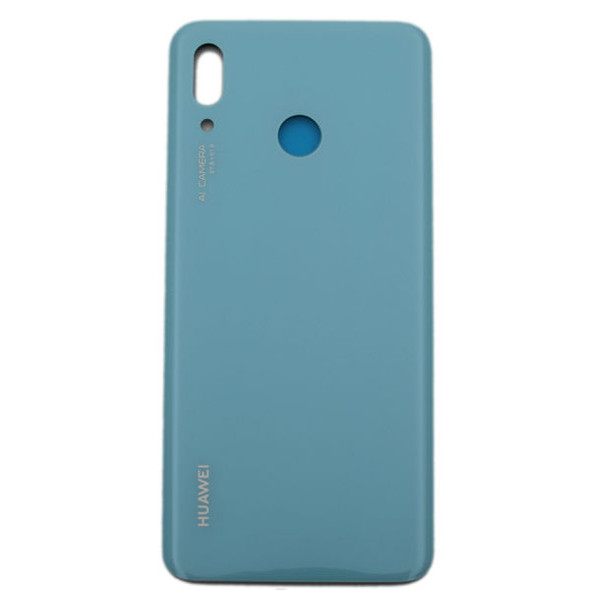 OEM Back Glass with Adhesive for Huawei Nova 3 Blue
