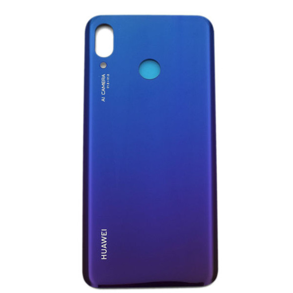 OEM Back Glass with Adhesive for Huawei Nova 3 Purple