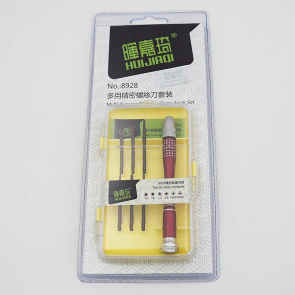 6 in 1 Screwdriver Set for iPhone Android Phone