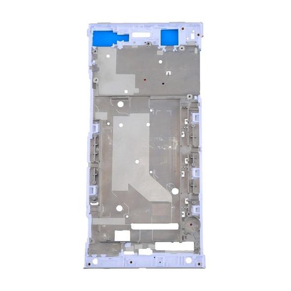 Sony Xperia XA1 Front LCD Frame White