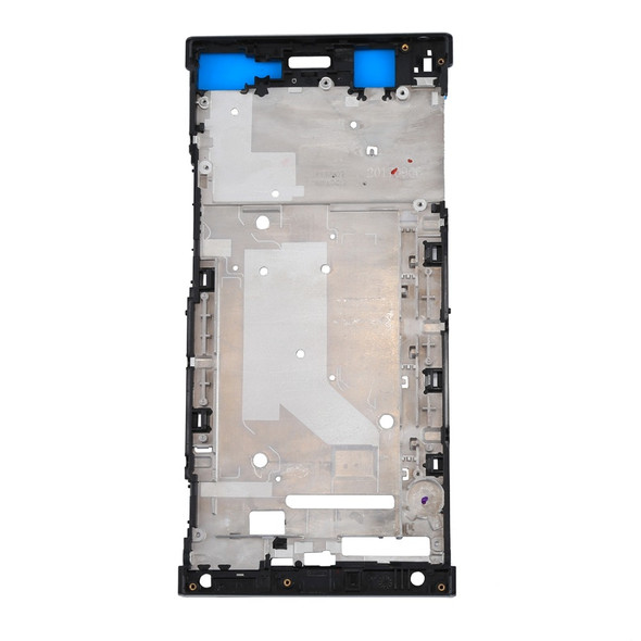 Sony Xperia XA1 Front LCD Frame Black