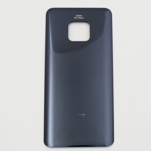 Huawei Mate 20 Pro Back Cover Black from www.parts4repair.com
