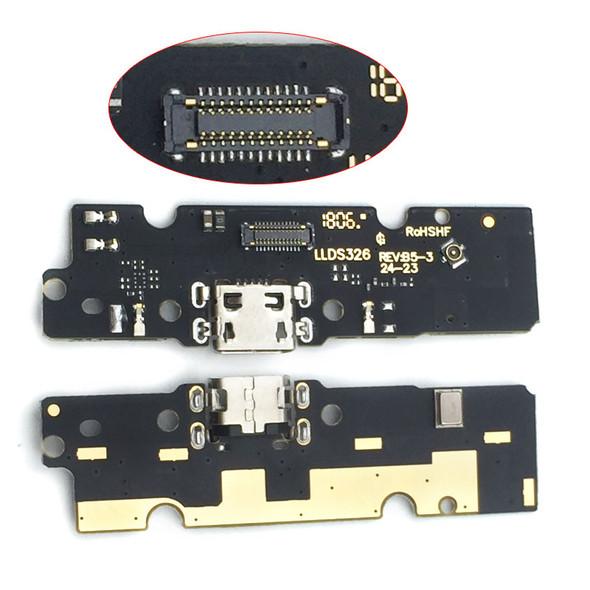 Motorola Moto E5 Plus XT1924 Dock Charging PCB Board from www.parts4repair.com