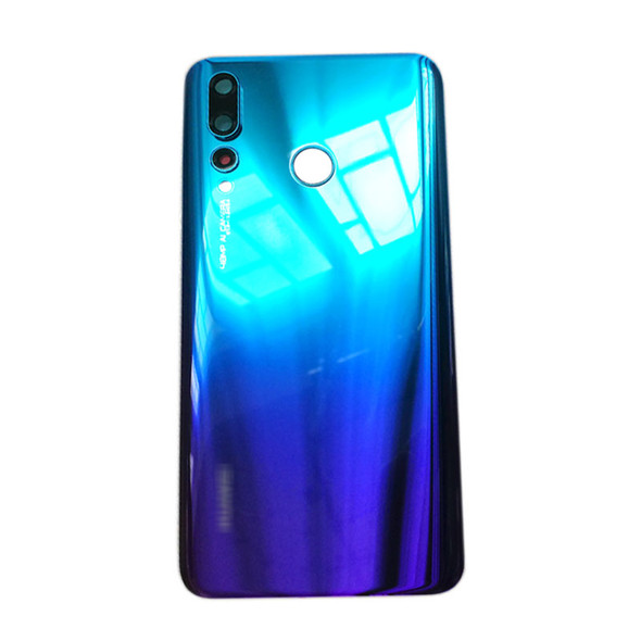 Huawei Nova 4 Back Glass Cover Blue