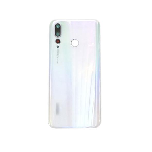 Huawei Nova 4 Back Glass Cover White