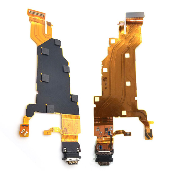 Sony Xperia XZ2 Premium Dock Charging Flex Cable from www.parts4repair.com