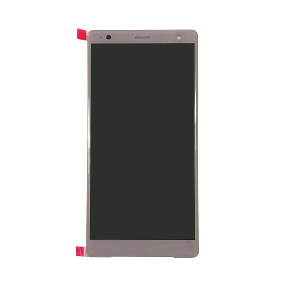 LCD Touch Screen Digitizer Assembly for Sony Xperia XZ2 H8296 H8266 H8216 with Tools -Pink