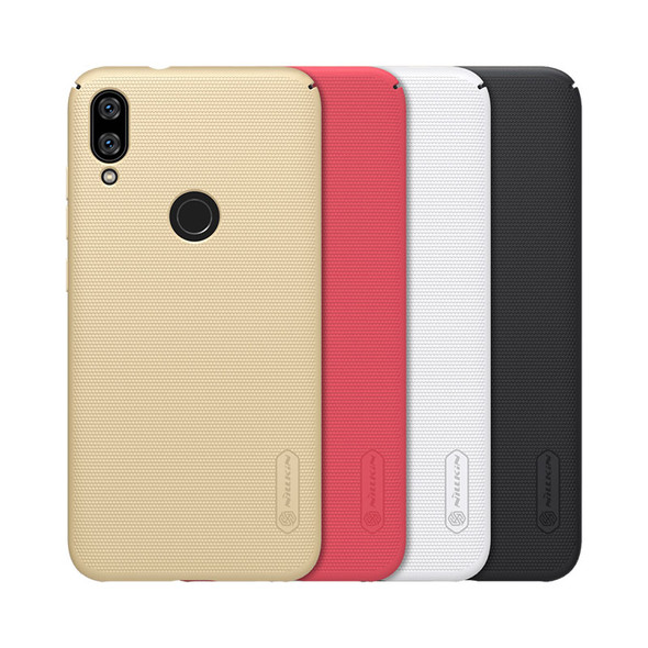 Frosted Shield Hard Back Case for Xiaomi Mi Play