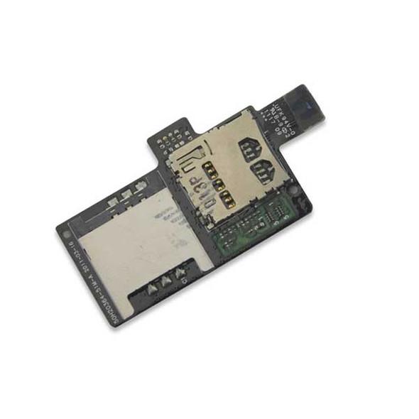 HTC Sensation SIM Card Slot from www.parts4repair.com