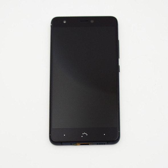 BQ Aquaris X Pro LCD Screen Digitizer Assembly with Frame -Black