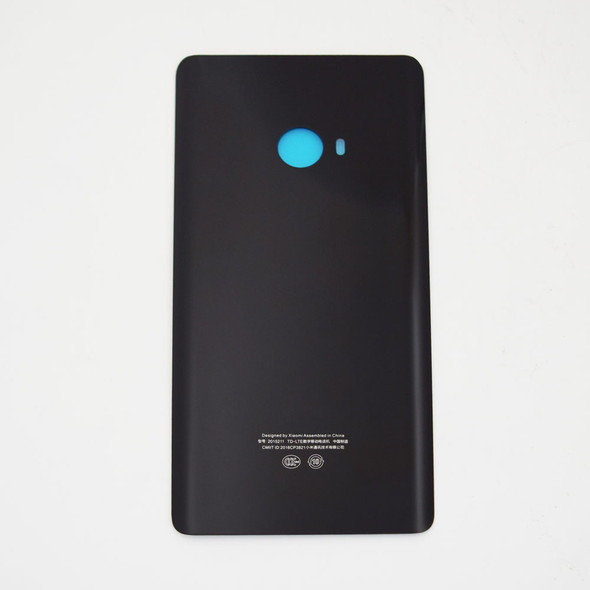 Xiaomi Mi Note 2 Back Glass Cover Black | Parts4Repair.com
