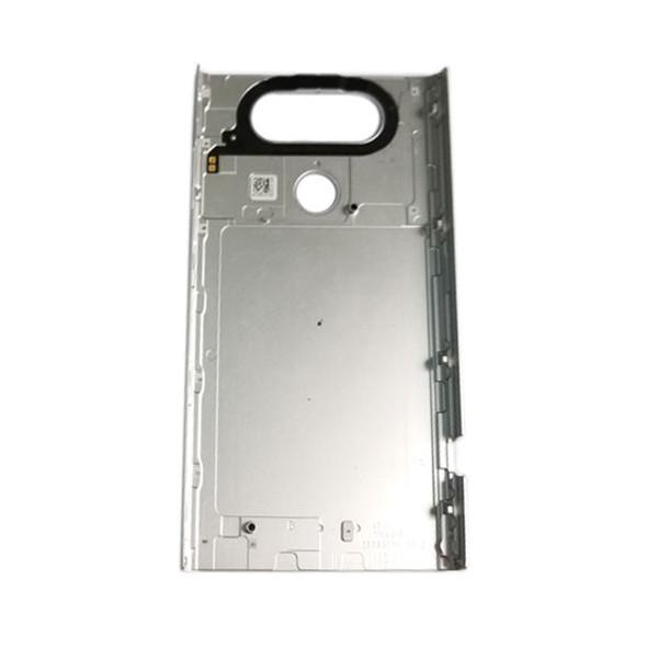 LG V20 Back Cover -Silver