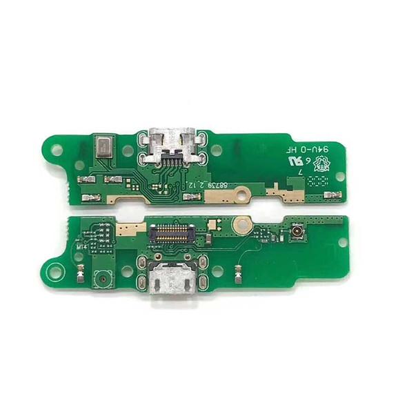 Motorola Moto E5 Play Charging Port PCB Board from www.parts4repair.com