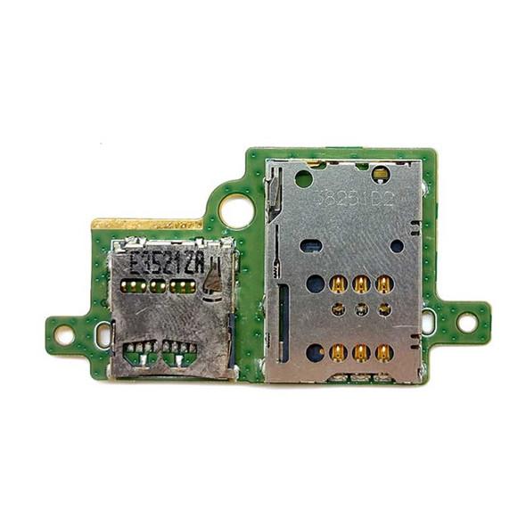 Lenovo IdeaTab S6000 SIM Card Reader PCB Board from www.parts4repair.com