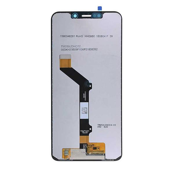 Motorola One XT1941 P30 Play LCD Screen Digitizer Assembly -Black