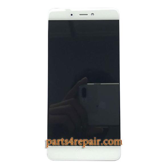 Xiaomi Mi 5S Screen Assembly with Fingerprint Flex White | Parts4Repair.com