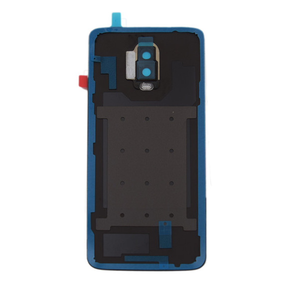Oneplus 6T Back Housing Cover Midnight Black | Parts4Repair.com