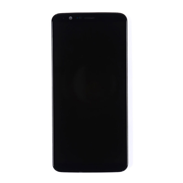 Oneplus 5T LCD Screen Digitizer Assembly with Frame | Parts4Repair.com