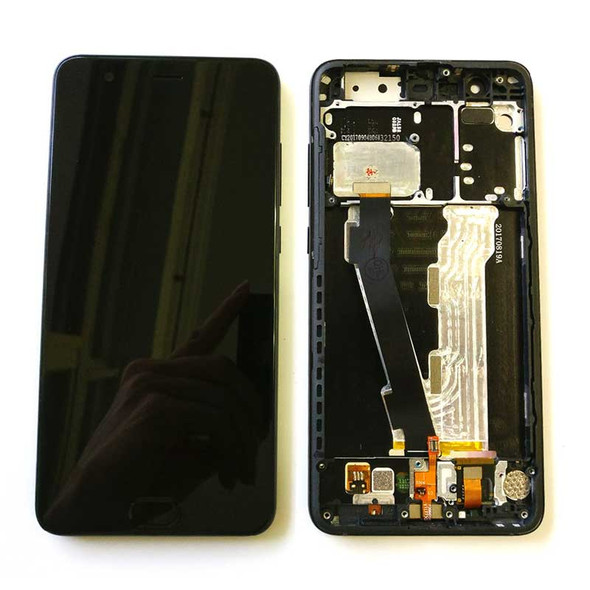 Complete Screen Assembly with Frame for Xiaomi Mi Note 3 | Parts4Repair.com