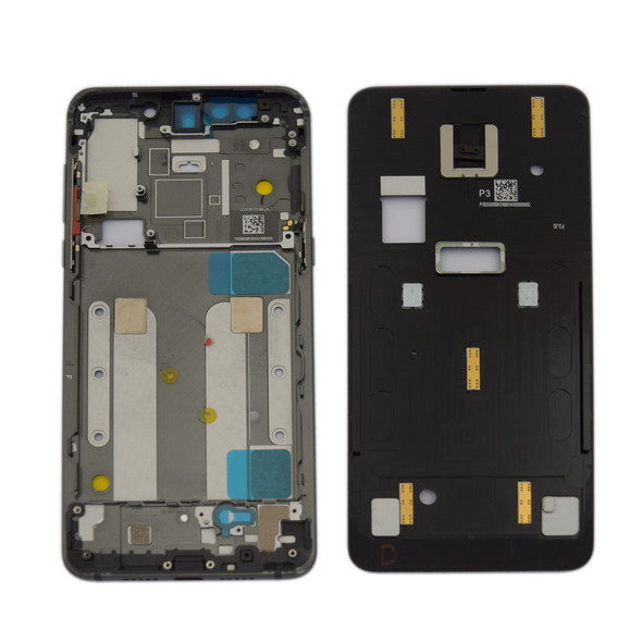 Xiaomi Mi Mix 3 Middle Housing Cover with Side Keys Black | myFixParts.com