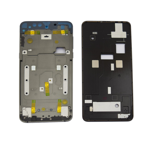 Xiaomi Mi Mix 3 Middle Housing Cover with Side Keys Black   myFixParts.com