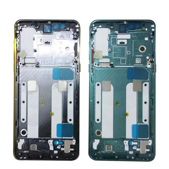 Xiaomi Mi Mix 3 Middle Housing Cover with Side Keys Green | Parts4Repair.com