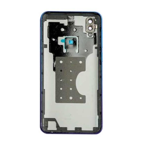 Vivo Z3 Back Cover with Side Keys Aurora Blue | Parts4Repair.com