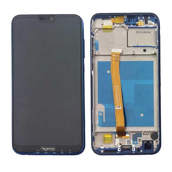 Huawei Honor 9N 9I LCD Screen and Digitizer Assembly Black | Parts4Repair.com