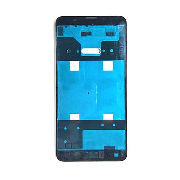 Huawei Y7 Prime Enjoy 7 Plus Front Frame  Black | Parts4Repair.com