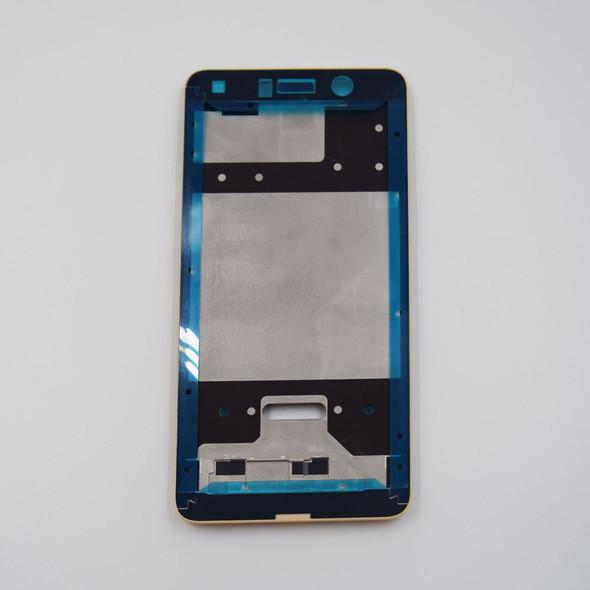 Huawei Y7 Prime Enjoy 7 Plus Front Frame  Gold | Parts4Repair.com