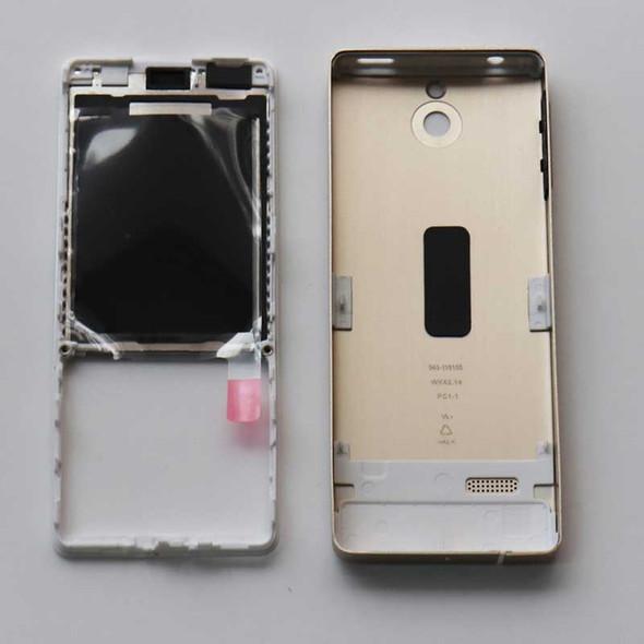 Nokia 515 Full Husing Cover Gold | Parts4Repair.com