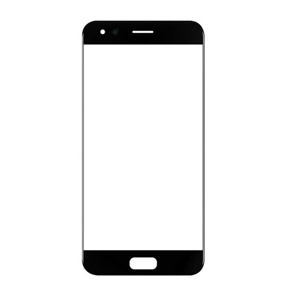 Front Glass Replacement for Asus Zenfone 4 ZE554KL Black | Parts4Repair.com
