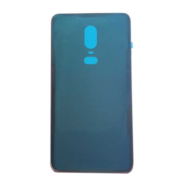 Generic Back Housing Cover for Oneplus 6 Red   Parts4Repair.com