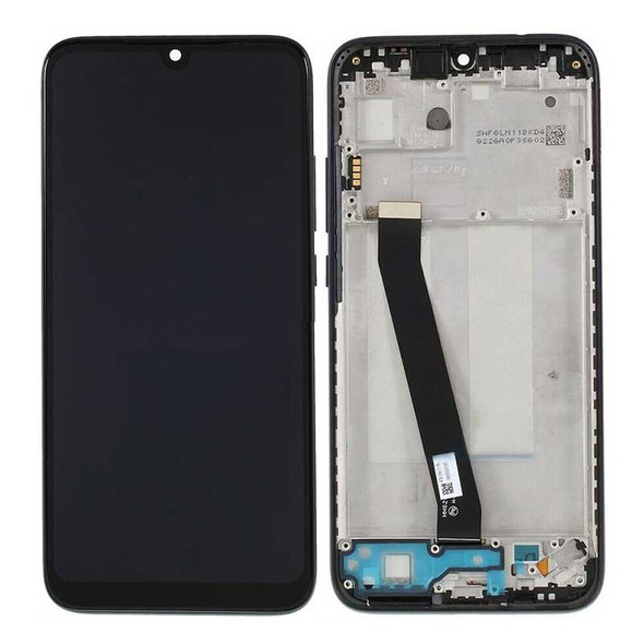 Xiaomi Redmi 7 LCD Screen Digitizer Assembly with Bezel | Parts4Repair.com