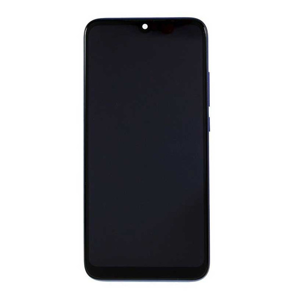 Xiaomi Redmi 7 LCD Screen Digitizer Assembly with Frame Blue | Parts4Repair.com